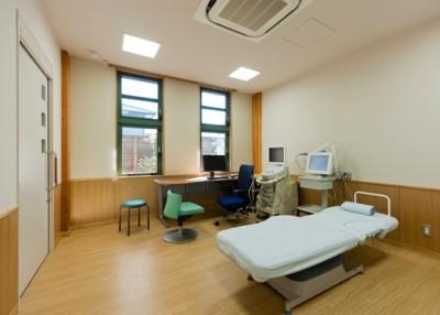 第2診察室(検査室)
